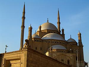 The Citadel of Salah El-Din, containing the Muhammad Ali Mosque