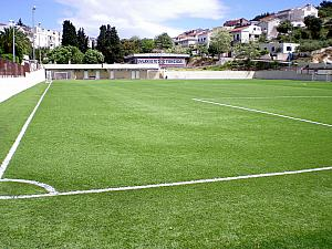 Football pitch in Hvar Town
