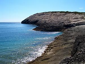 Another beautiful beach on Vis