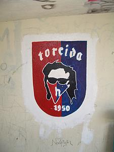 Torcida is the name of Hajduk's fan club