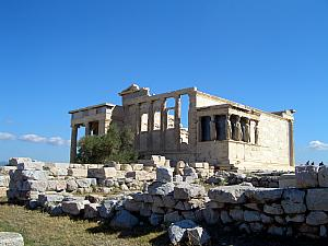 Another temple at Acropolis