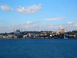 Tuesday, October 5: Arriving in Istanbul, Turkey!