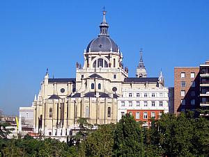 Cathedral Almudena