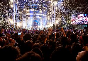 Lots of confetti!  Photo credit jaw13r at Flickr.