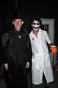 Jay with the Joker Nurse