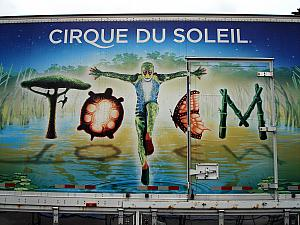 We went to Cirque du Soleil! We saw the showing of Totem. Another great show.