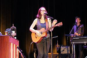 Ingrid Michaelson at Taft Theatre. She put on a fantastic show. Would see her again in a heartbeat. A great, fun time!