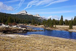 Tuolumne Meadows. The scenery just keeps getting more and more beautiful
