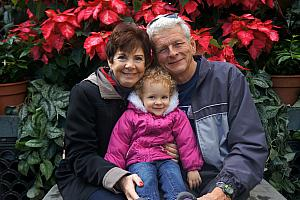 Capri with Grammy and Grandpa 1