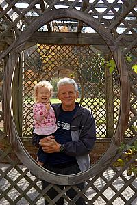 Capri and Grandpa