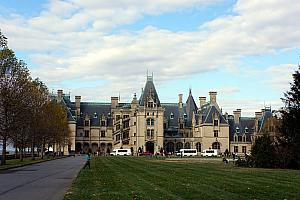 Biltmore at day time
