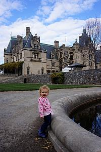 Biltmore in the background