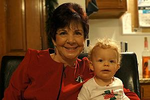 Grammy and Kenley